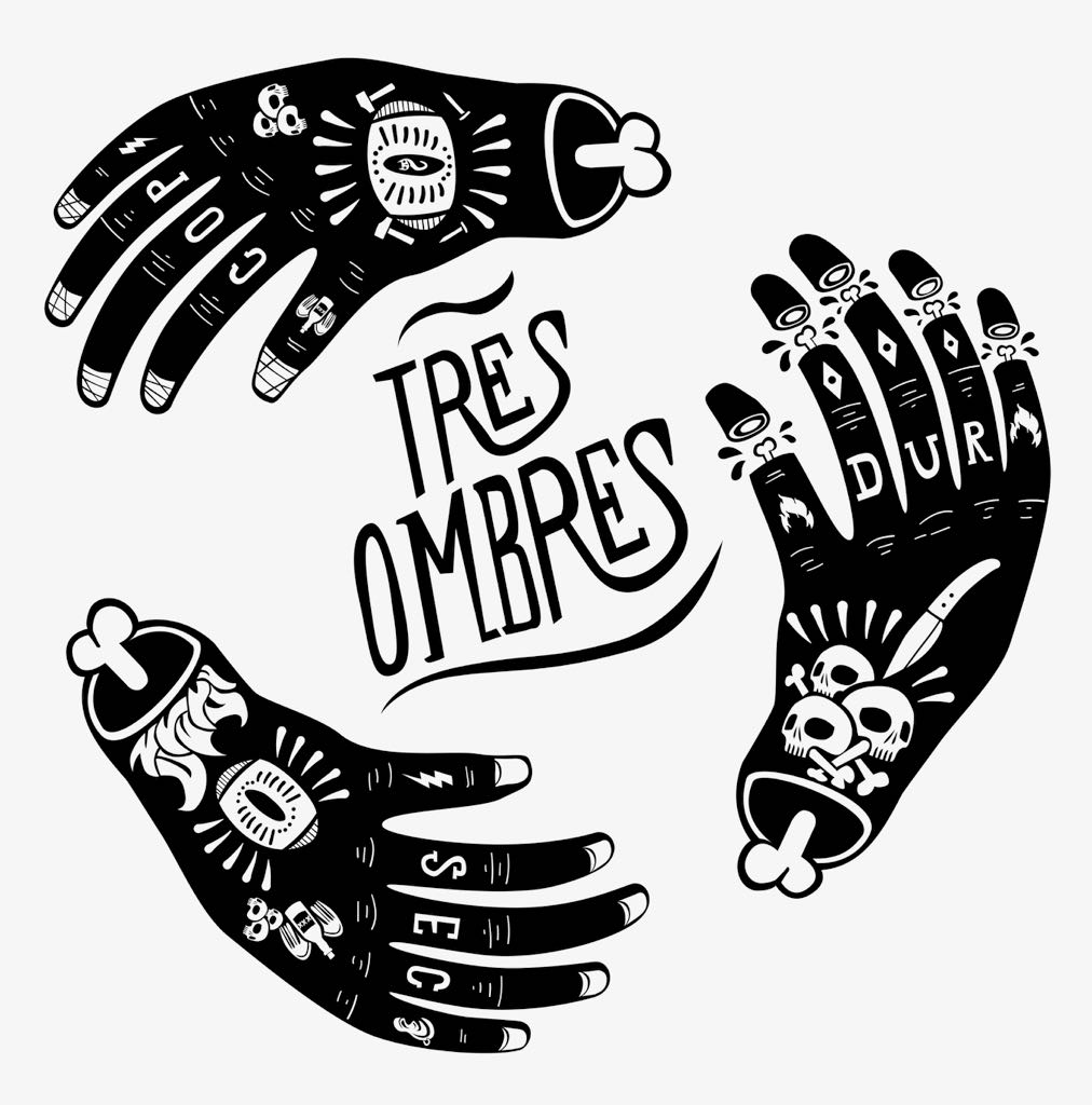 tres ombres